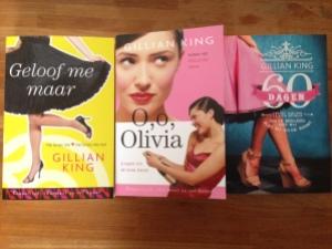 Boeken Gillian