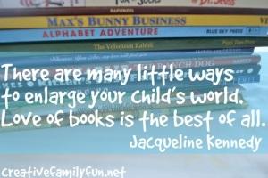 Een boekenwurm als mama