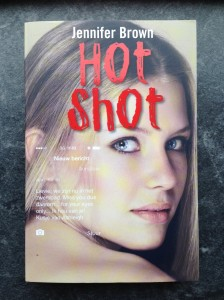 Hot shot – Jennifer Brown