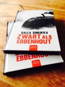 Zwart als ebbenhout - Salla Simukka (+ winactie!)