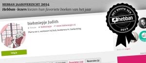 Mijn top 5 van 2014 op Hebban.nl