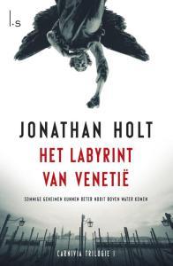 Het labyrint van Venetië – Jonathan Holt
