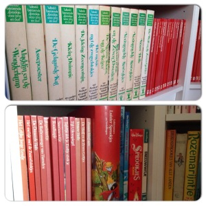 Sprookjesmaand: mijn sprookjesboeken