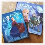 2 superleuke Frozen boekjes