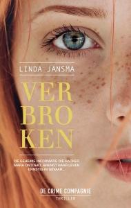 Blogtour: Verbroken – Linda Jansma