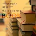 Vluchten in een boek
