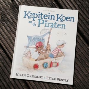 Kapitein Koen en de piraten – Helen Oxenbury & Peter Bently