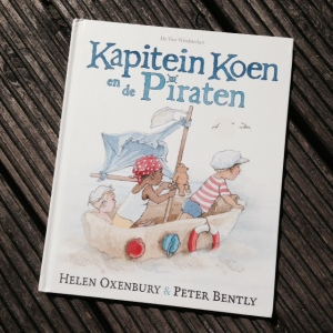 Kapitein Koen en de piraten – Helen Oxenbury & Peter Bently
