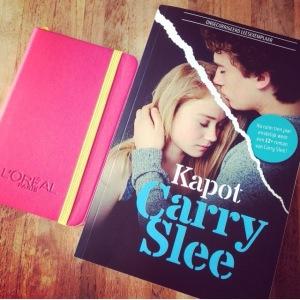 Blogbom: Kapot – Carry Slee (+ winactie!)