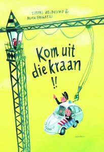 Kom uit die kraan! – Tjibbe Veldkamp, Leespluim maart