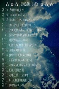 Sky blogtour