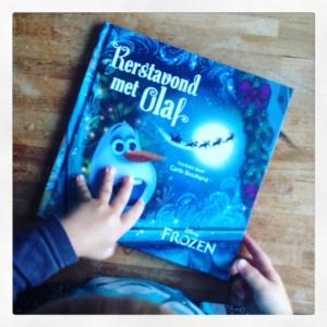 Kerstavond met Olaf2
