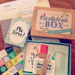 Mindfulness Box - Eva Brobbel