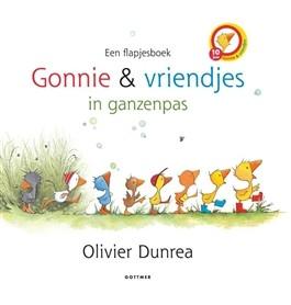 Gonnie & vriendjes in ganzenpas – Olivier Dunrea