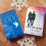 Winnaar Sky & Faye en Sean!