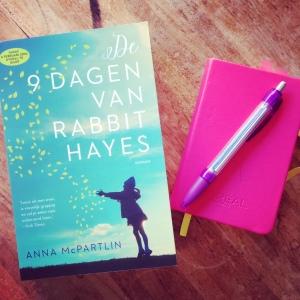 De negen dagen van Rabbit Hayes – Anna McPartlin