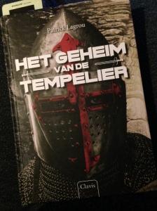 Het geheim van de Tempelier - Patrick Lagrou