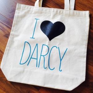 Darcy tas