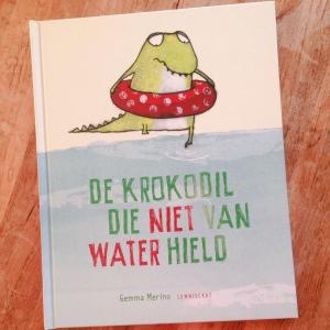 De krokodil die niet van water hield – Gemma Merino