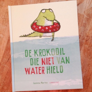 De krokodil die niet van water hield - Gemma Merino