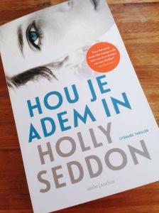 Hou je adem in - Holly Seddon