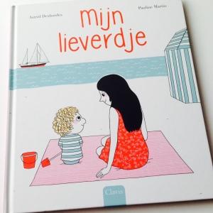 Mijn lieverdje – Astrid Desbordes