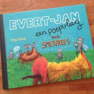 Evert-Jan een poepvlieg met smetvrees – Pépé Smit