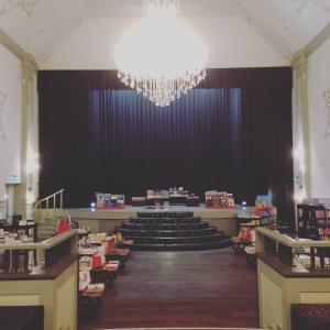 Grand Theatre Boekhandel Breda