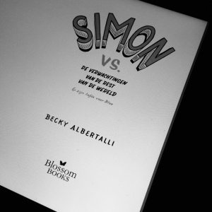 Simon vs. de verwachtingen van de rest van de wereld - Becky Albertalli