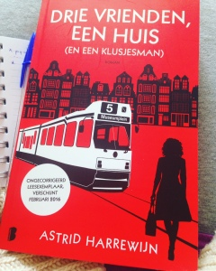Drie vrienden, een huis (en een klusjesman) - Astrid Harrewijn