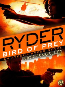 Ryder bird of prey - Nick Pengelley