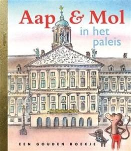 Aap & Mol in het paleis – Gitte Spee