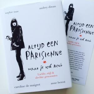 Altijd een Parisienne, waar je ook bent