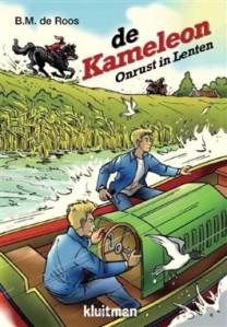 Remco leest: De Kameleon, onrust in Lenten