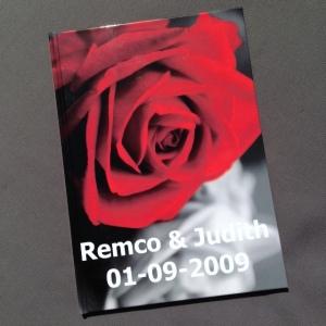 A4 fotoalbum van Fotofabriek.nl