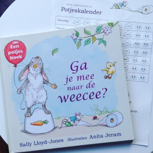 Ga je mee naar de weecee? – Sally Lloyd Jones