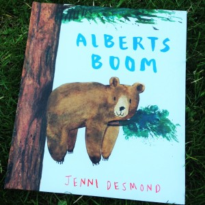 Alberts boom – Jenni Desmond