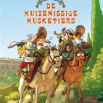 Stripboek: De muizenissige musketiers – Geronimo Stilton