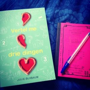 Vertel me drie dingen – Julie Buxbaum