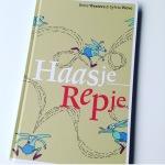 Haasje Repje – Bette Westera & Sylvia Weve, Leespluim juni