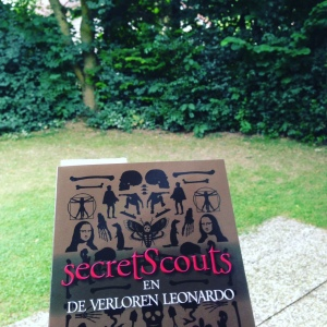 Secret Scouts 1